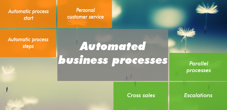 Business process automation with xFLOWer