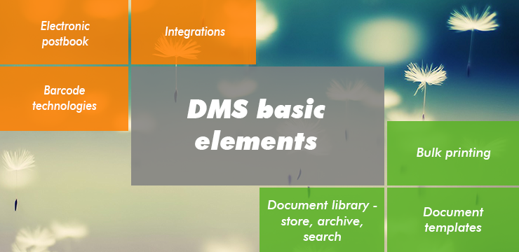 DMS basic elements